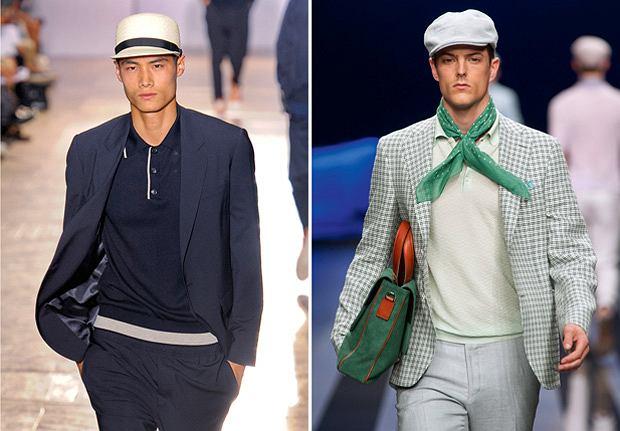 koszulki, moda męska, Koszulki: to się nosi tej wiosny!, Z kolekcji Victor & Rolf i Canali
