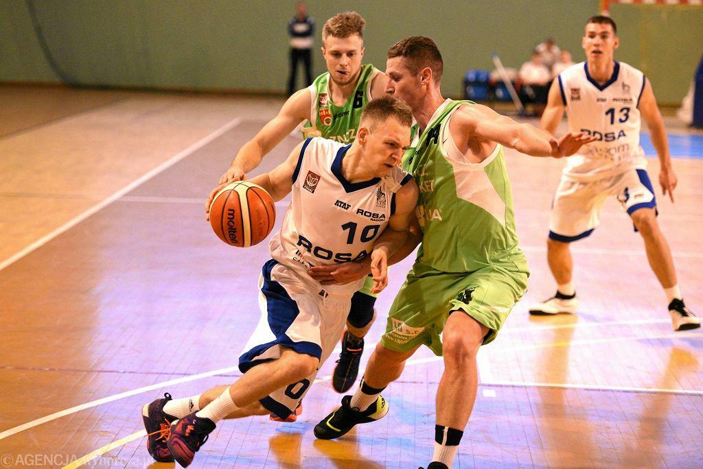 UTH Rosa vs Znicz Basket Pruszków