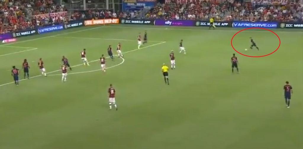 Bayern Monachium wygrał z AC Milan