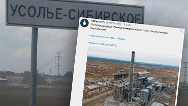 Usol Syberyjski - to tu znajduje się opuszczona fabryka porównywana do Czarnobyla