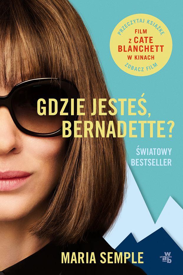 Gdzie jesteś, Bernadette? - okładka