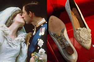 Buty księżnej Diany