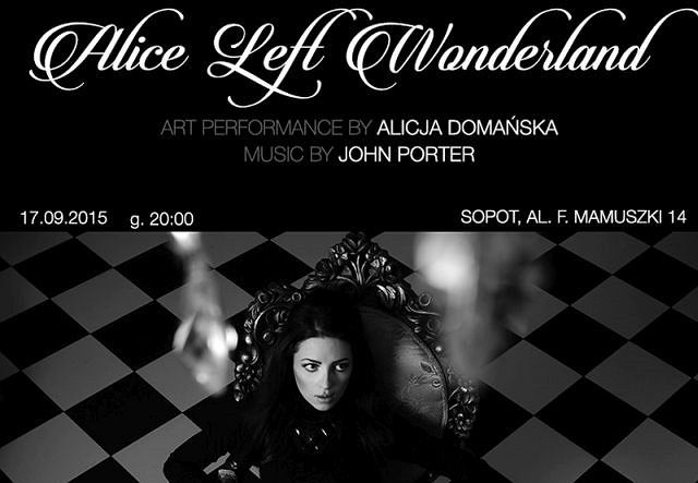 Alice Left Wonderland 1