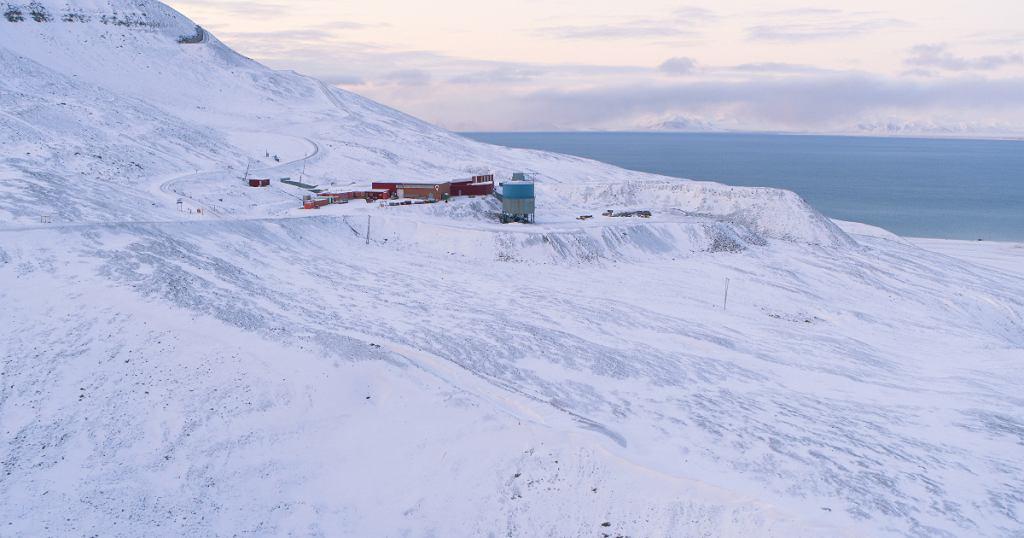 GitHub przechowuje swoje dane w arktyczny schronie na wyspie Svalbard