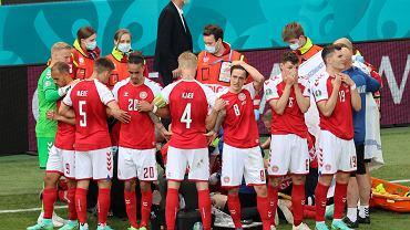 Trener Duńczyków ma żal do UEFY.