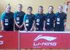 ATS Białystok i AZS Łomża udanie rozpoczęły I ligę tenisa stołowego