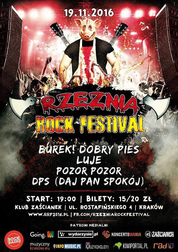 4. edycja Rzeźnia Rock Festival