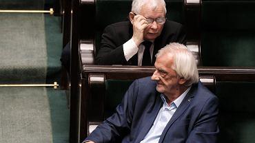 Czy Polska podejmie zdecydowane działania ws. Białorusi? Terlecki: A co Pani myśli, że wyślemy tam czołgi?