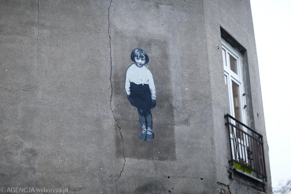 Nowe Murale Dzieci Bałut Pamięci Abramka Z Getta I Gieni Z