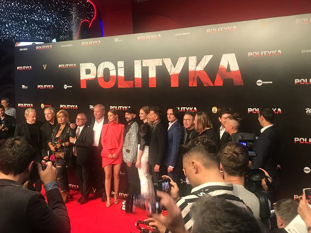 Premiera filmu 'Polityka'