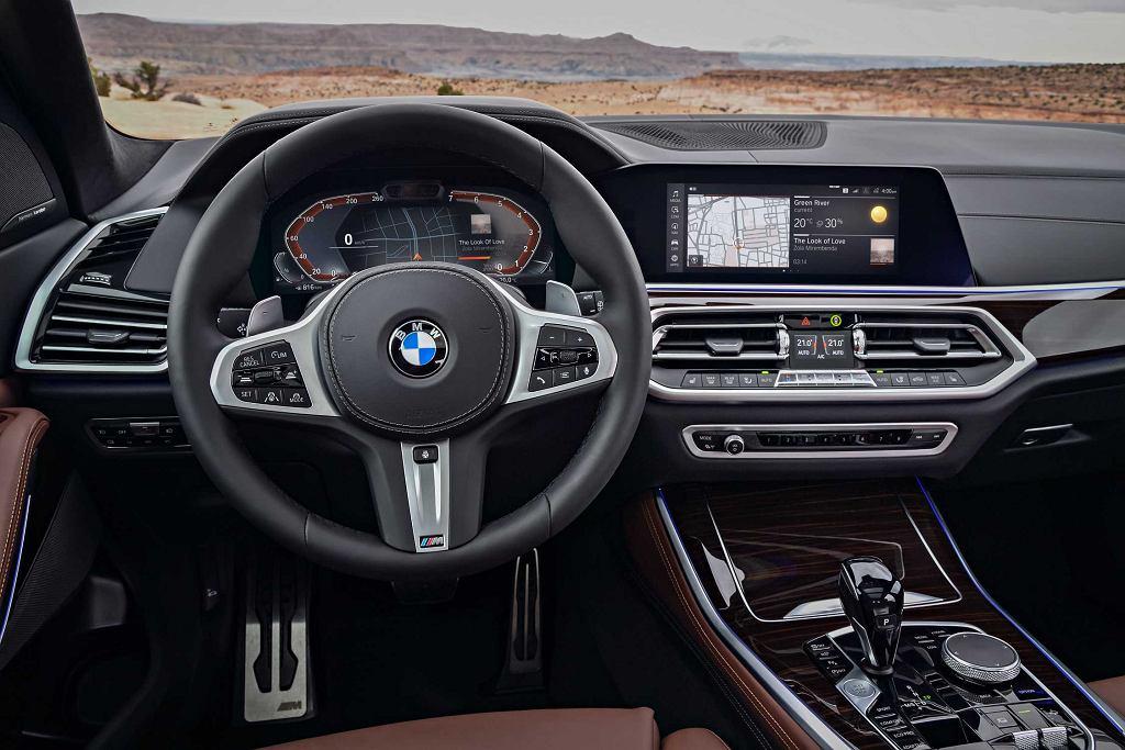 Nowy BMW Cockpit