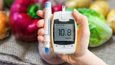 Skuteczność leczenia cukrzycy - bez względu na typ - w dużej mierze zależy od tego, co trafia na talerz chorego