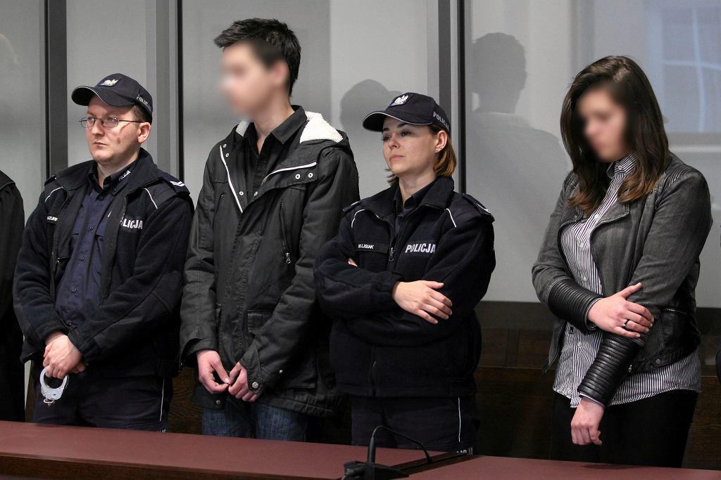 Wyrok w sprawie morderstwa w Rakowiskach (fot. Jakub Orzechowski / Agencja Gazeta)