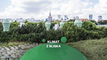Miasta a zmiany klimatu.
