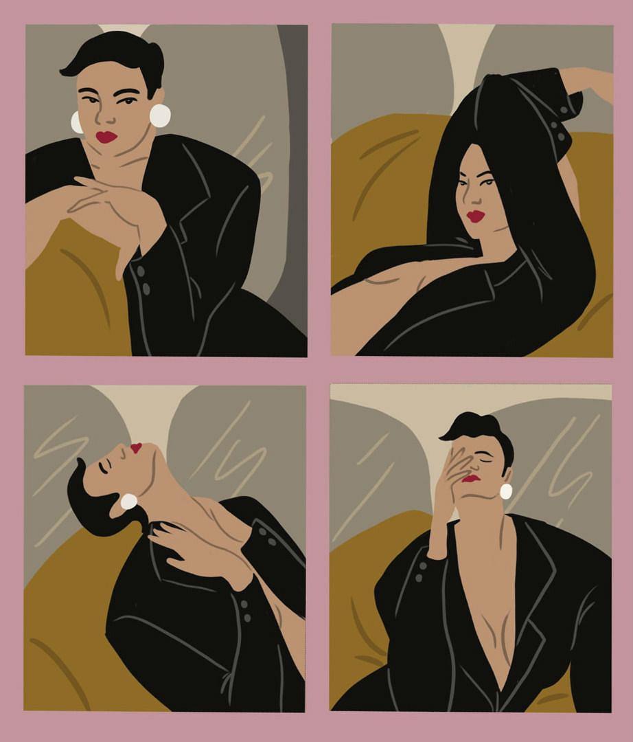 Sylwestrowa kolekcja Reserved i Vogue będzie na pewno bardzo seksowna