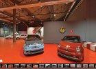 Zwiedź fabrykę Abartha poprzez Google Street View