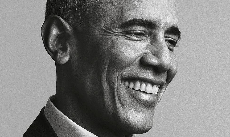 Barack Obama 'Ziemia Obiecana'