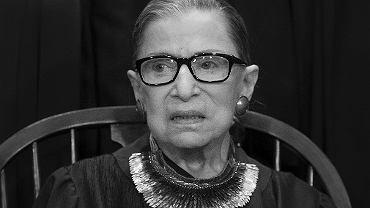 W Stanach Zjednoczonych zmarła w wieku 87 lat sędzia Sądu Najwyższego Ruth Bader Ginsburg