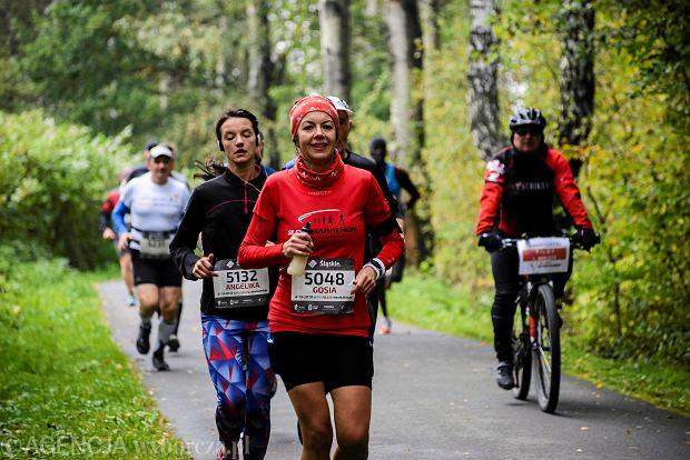 Zdjęcie numer 32 w galerii - Silesia Marathon. Chłód i wiatr niestraszne, rekord pobity! [ZDJĘCIA]
