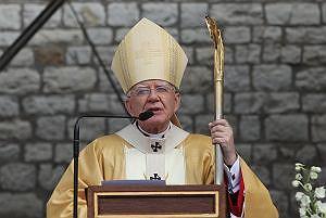 Arcybiskup Marek Jędraszewski stał się ikoną w walce z LBGT+