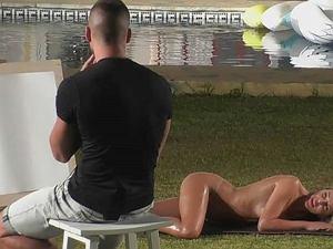 'Love Island' Oliwka i Maciek