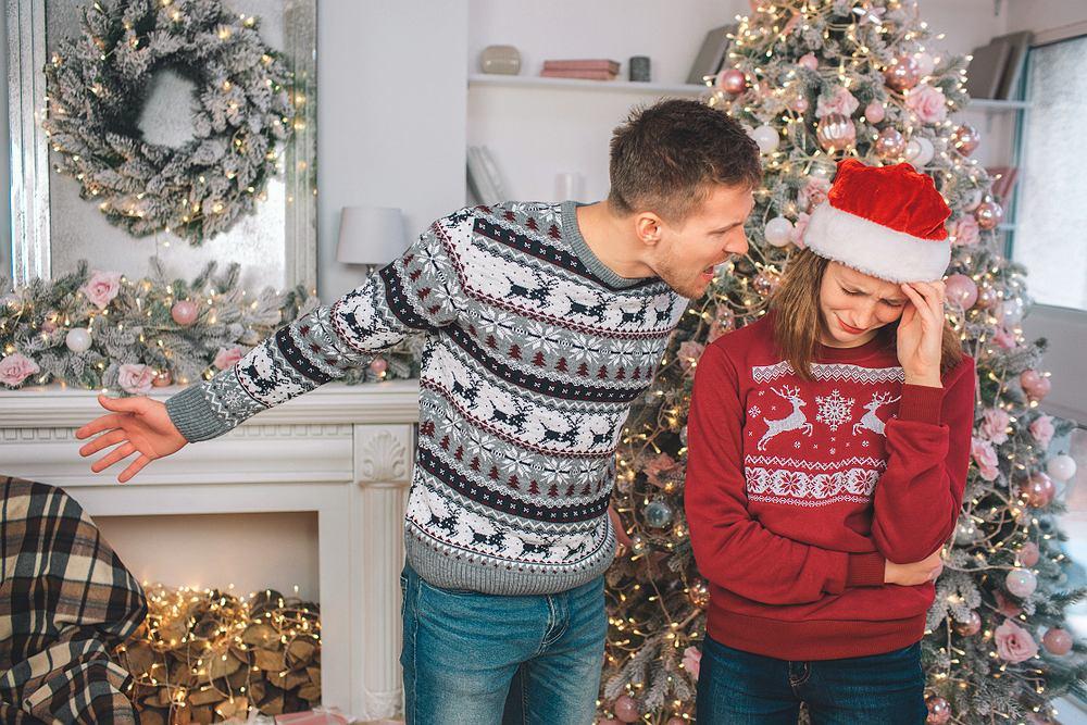 Dla części osób wyjazd poza rodzinny dom na Boże Narodzenie podyktowany jest chęcią uniknięcia niemiłej atmosfery