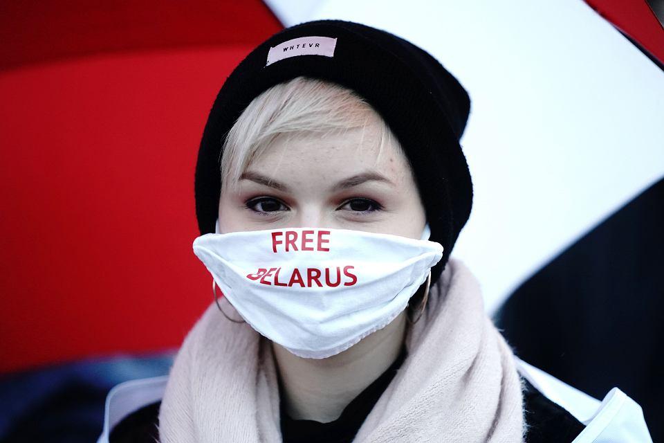 Białoruś obudziła się i żąda cywilizacyjnej normalności, obywatelskich swobód i europejskiego dobrobytu.