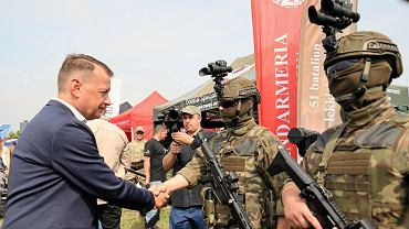 Minister Błaszczak: Tu w Ossowie doszło do przełomu w Bitwie Warszawskiej