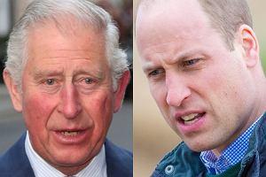 Książę Karol i Książę William