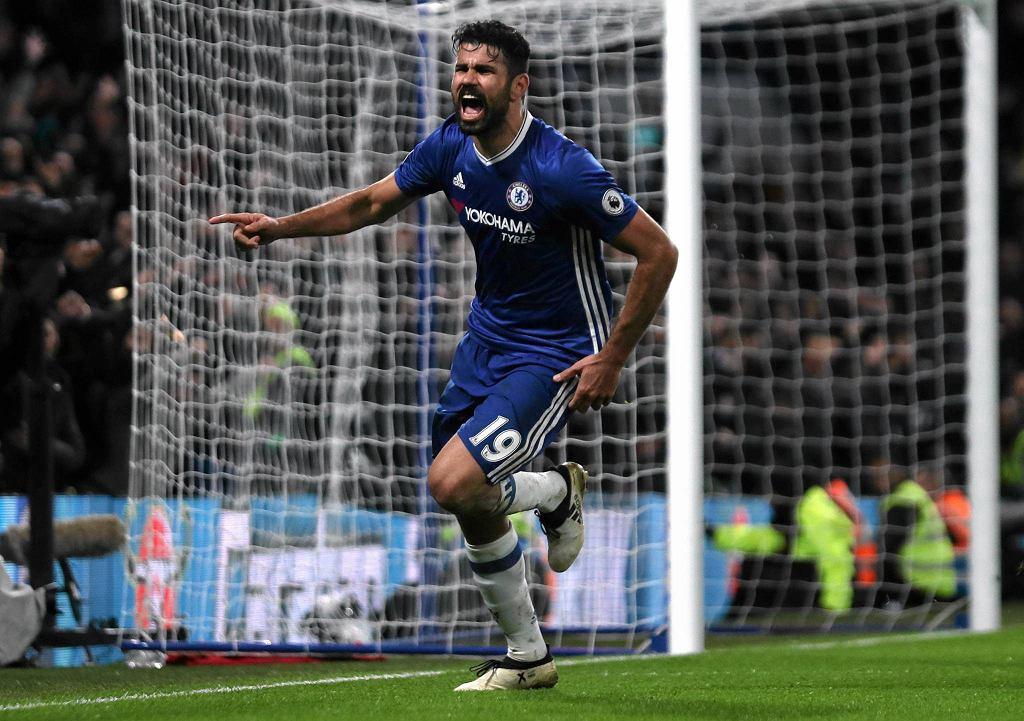 Chińczycy kuszą Diego Costę. Czy zagra on jeszcze w Chelsea?