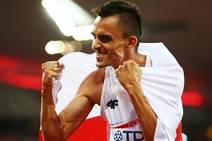 Adam Kszczot wygrał mityng w Szwajcarii. Kolejny krok do Rio
