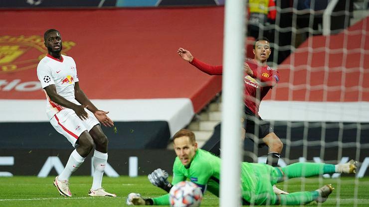 Manchester United rozgromił RB Lipsk! Jeden z półfinalistów LM odpadnie w fazie grupowej? [SYTUACJA]