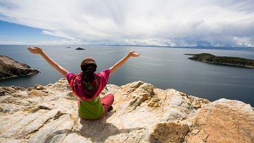 Jezioro Titicaca po stronie peruwiańskiej / shutterstock