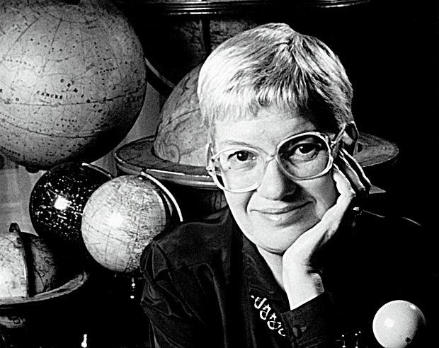 W latach 50. widok matki czytającej pismo o astronomii był tak zaskakujący jak nagła inwazja z Kosmosu