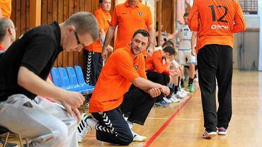 Piotr Przybecki - dyrektor sportowy Pogoni