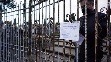 Prezydent Przemyśla: Bramy cmentarzy w mieście pozostaną otwarte