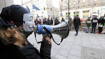Protest przeciwko ACTA 2
