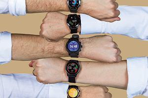 """Smartwatche. Redakcyjny test """"Logo"""""""