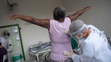 Epidemia koronawirusa w Brazylii