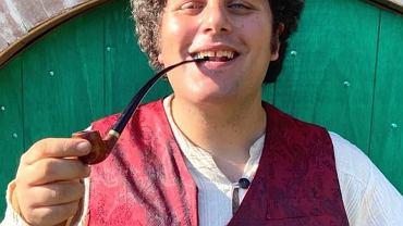 Nicolas Gentile żyje jak hobbit