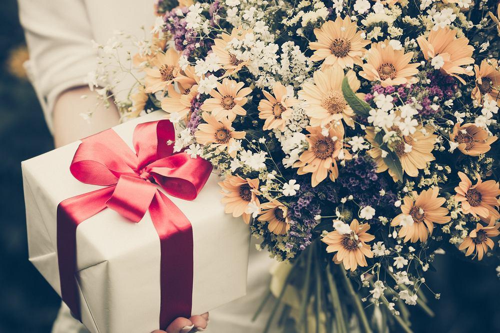 Kwiaty na imieniny. Zdjęcie ilustrujące
