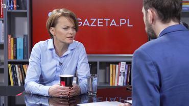 Jadwiga Emiliewicz, minister rozwoju, o cenach prądu
