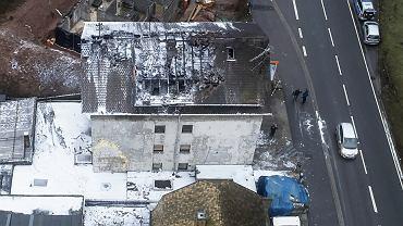 Niemcy: w tragicznym pożarze w Nadrenii Palatynacie zginęli Polacy