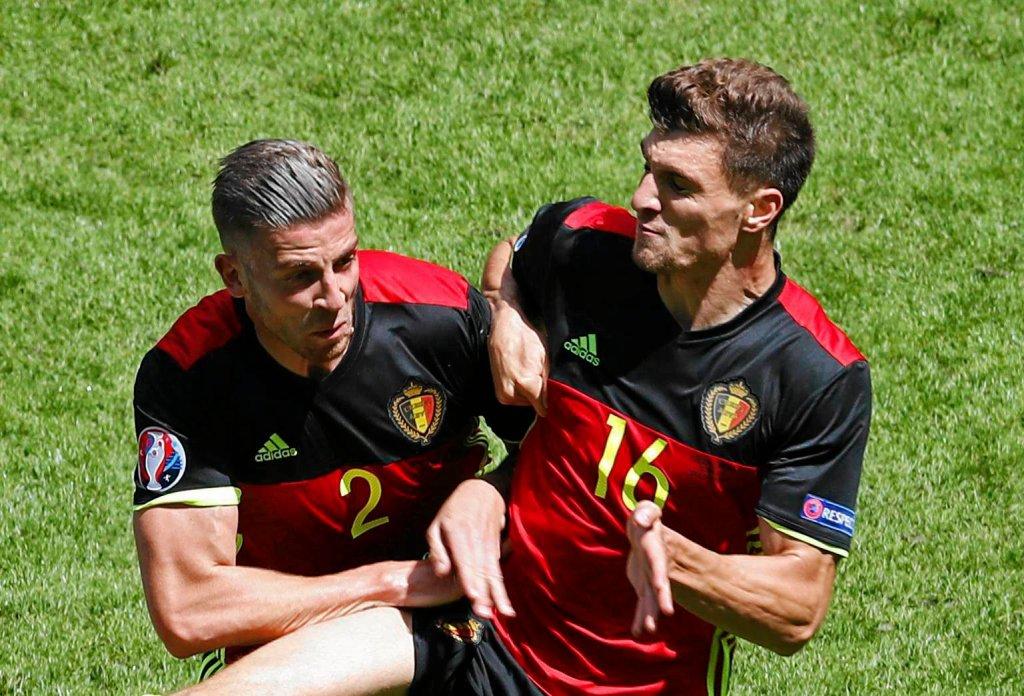 Belgia rozbiła Irlandię 3:0. Toby Alderweireld i Thomas Meunier