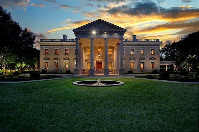 Posiadłość Dallas White House