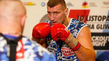 MB Boxing Night Katowice. Mariusz Wach poznał rywala