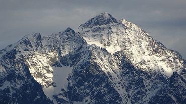Lawina w Tatrach. Jedna osoba nie zyje