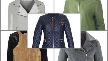10 najładniejszych przejściowych kurtek na wiosnę