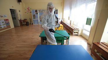 Koronawirus w przedszkolach (zdjęcie ilustracyjne)