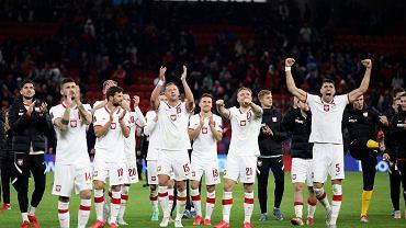 Albania - Polska 0:1. Piłkarze fetują wygraną